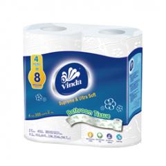 维达厕纸卫生纸卷纸2层 4卷220张