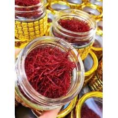 伊朗原产地珍珠瓶装伊朗番西藏红花 5g装