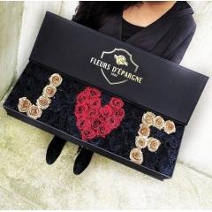 Grande Custom Box-66+Roses