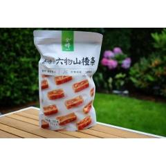 金晔六物山楂条 陈皮风味特别版 700g/包 80小袋